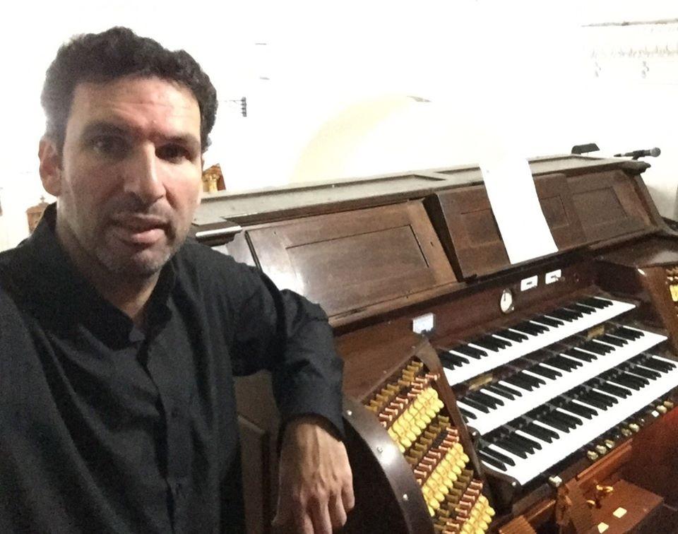Cali Catedral organo organ Arturo Barba concierto concert recital Walker