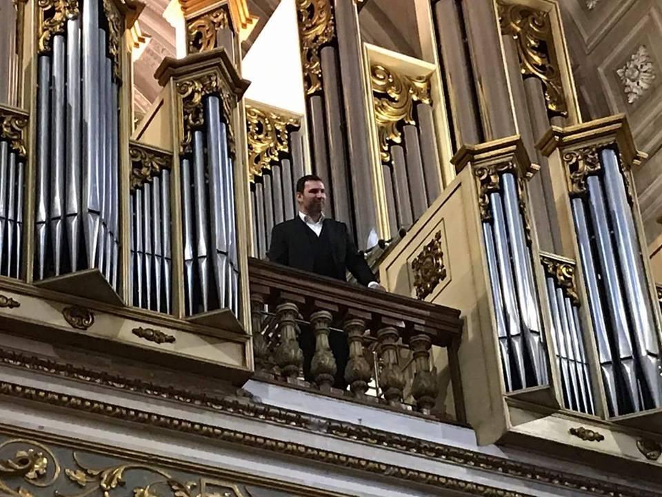 Basilica Compañia Compania Arturo Barba organ orgel orgue Blancafort