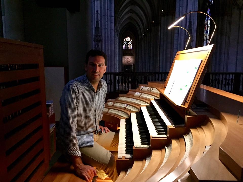 Koln Cathedral Dom Arturo Barba organ orgel concert recital